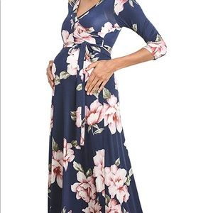 Hello Miz Maternity Dress